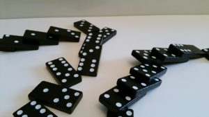 Have a Big Goal But No Clue How to Get There? Here's Why Dominoes Can Help