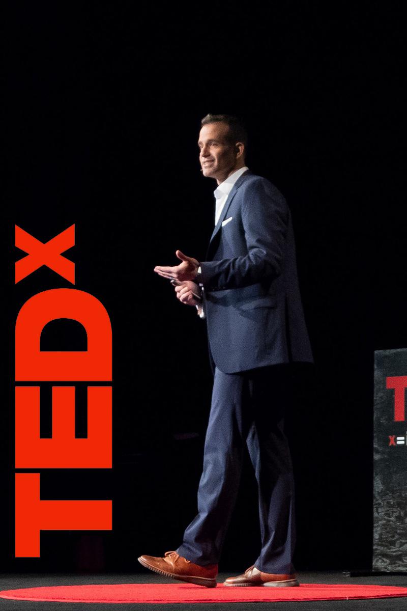 Bryan Falchuk at TEDx
