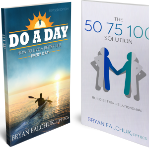 Self-Empowerment Power Pack – Do a Day & The 50 75 100 Solution in Paperback
