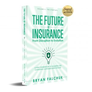The Future of Insurance Volume II. The Startups – Signed Paperback